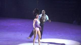 "SYTYCD Tour Ashley & Adé -- ""Cosmic Love"""