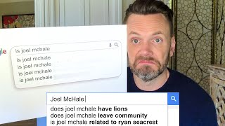 Joel McHale Answers the Web's Most Searched Questions | WIRED
