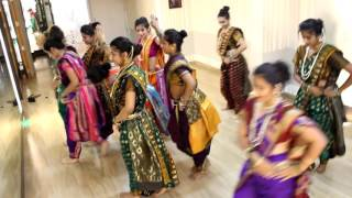 Pinga A maharastrian tradition.