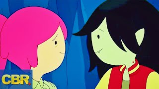 Adventure Time: The Evolution Of Princess Bubblegum And Marcelines Relationship
