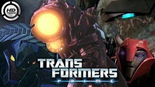 Transformers Prime: ђ๏гг๏г styled Trailer