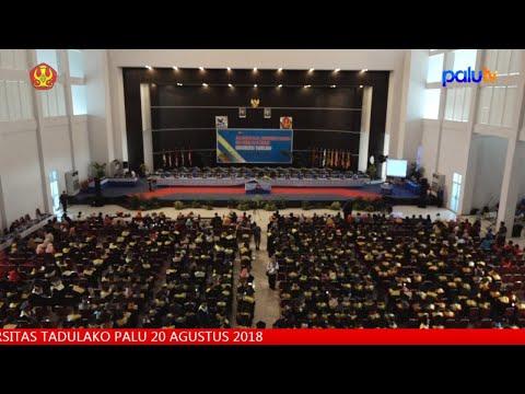 Live Streaming DIES NATALIS KE-37, PENGUKUHAN PROFESOR DAN WISUDA KE 93