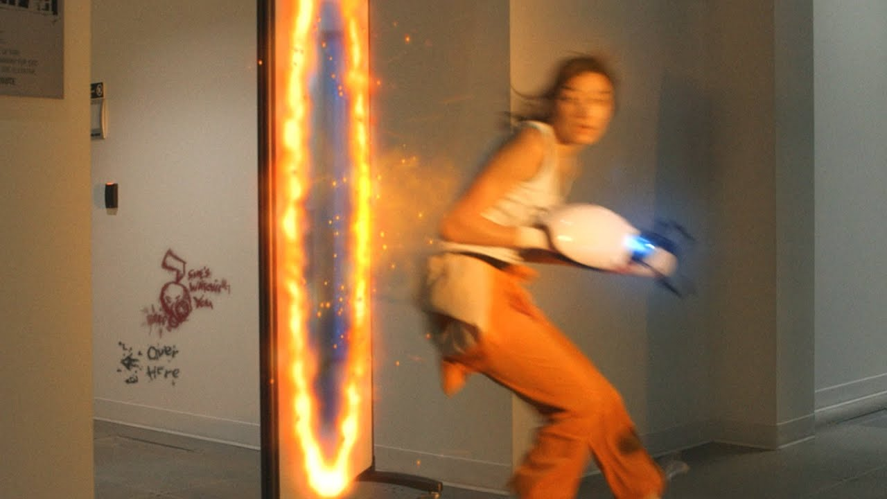 Portal: Survive! (Live-Action Short)