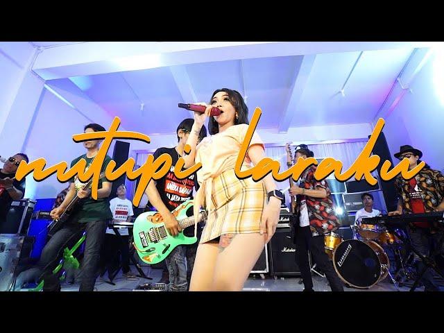 Syahiba Saufa - Nutupi Laraku - Koplo Jaranan (Official Music Video ANEKA SAFARI)
