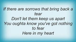 Trisha Yearwood - The Woman Before Me Lyrics