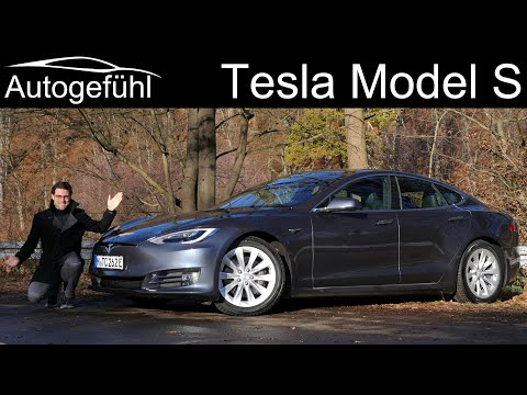 Tesla Model S Raven Long Range Plus  FULL REVIEW 2021 with Autobahn