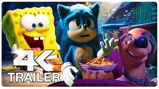 TOP UPCOMING NEW ANIMATED KIDS & FAMILY MOVIES Trailer (2020)