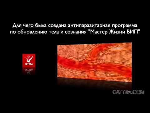 Чистка от паразитов в санатории