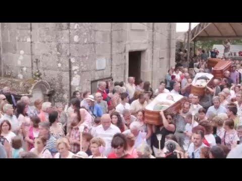 Ισπανία: Η γιορτή των «ζωντανών νεκρών»