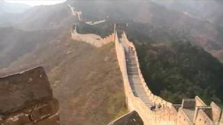 Video : China : An afternoon at JinShanLing Great Wall - video