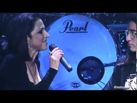 Gloria Estefan en Festival People 2013 EVERLASTING LOVE