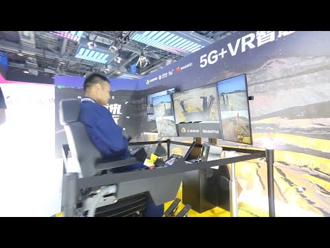 China looks to future with 5G-empowered VR