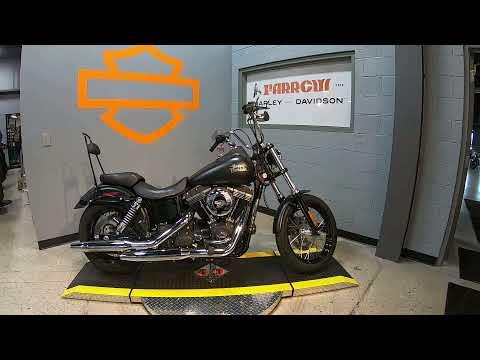 2017 Harley-Davidson Street Bob FXDB 103
