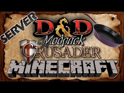 Let's Tinker Quest Fix | Minecraft Modded RPG D&D Crusader Mod Pack Ep 155