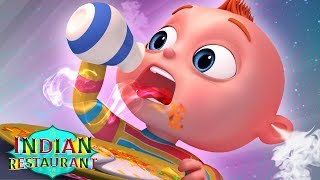 TooToo Boy - Indian Restaurant Episode | Videogyan Kids Shows | Cartoon Animation For Kids