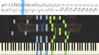 [Piano Tutorial] Jarrod Radnich - He's A Pirate
