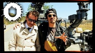 "Benny Benassi feat. John Legend - Making of ""Dance the Pain Away"""