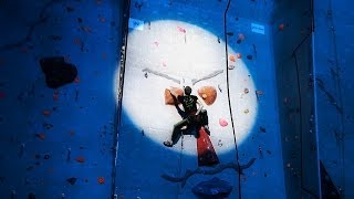 preview picture of video 'ASPTT Nantes Escalade - 24h du Mur'