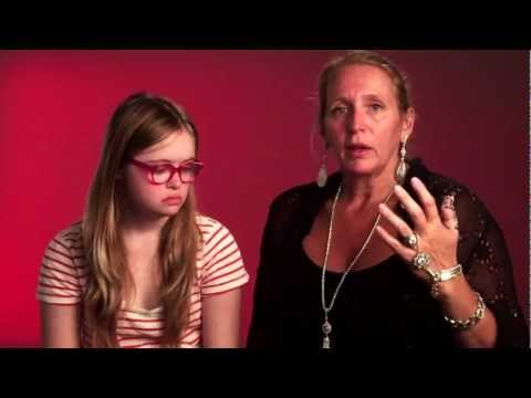 Ver vídeo On Down Syndrome: Deirdre Featherstone and Catherine Madden from ''Far From the Tree''