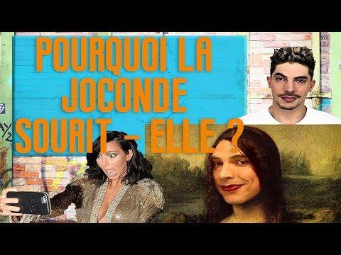 Julien desjardins programme court humour La Joconde
