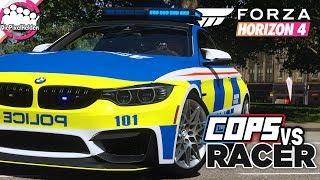FORZA HORIZON 4 - COPS vs RACER : Die Jagd beginnt! - Forza Horizon 4 MULTIPLAYER