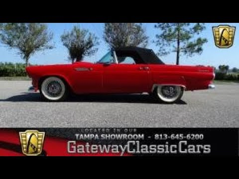 1955 Ford Thunderbird (CC-1342744) for sale in O'Fallon, Illinois