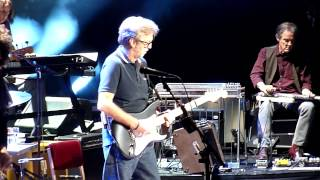Eric Clapton May 24 2013 Blues Power