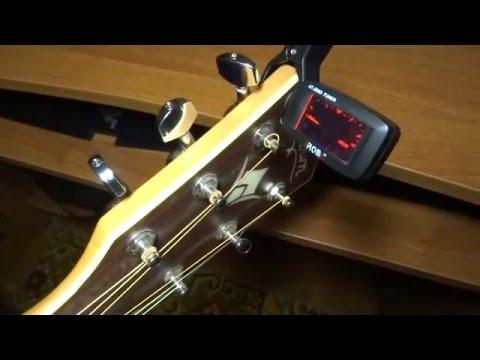Máy lên dây đàn guitar Aroma AT-200D