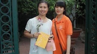 Hành trình 999 đóa hồng dành tặng người phụ nữ Việt Nam - Ô mai Hồng Lam