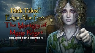 Dark Tales: Edgar Allan Poe's The Mystery of Marie Roget Collector's Edition video