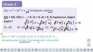 Eğitim Vadisi 11.Sınıf Matematik 10.Föy Fonksiyon Dönüşümleri 1 Konu Anlatım Videoları