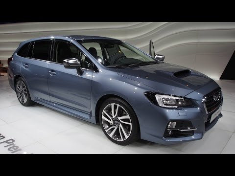 2016 Subaru Levorg -  Exterior and Interior Walkaround