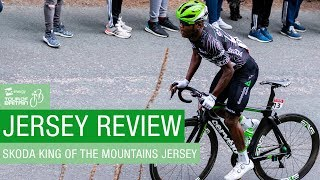 The story of the SKODA King of the Mountains Jersey