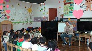 Kindergarten   ESL Lesson   Teaching In China