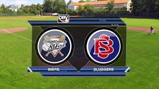 89ersTV: Spiel gegen Sluggers online