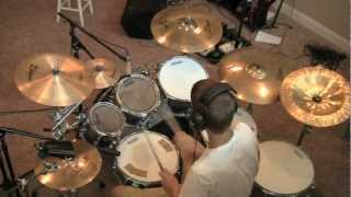 Gambar cover The Talking Heads - Psycho Killer drum cover