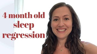 The 4 month sleep regression: Causes, Symptoms & Solutions