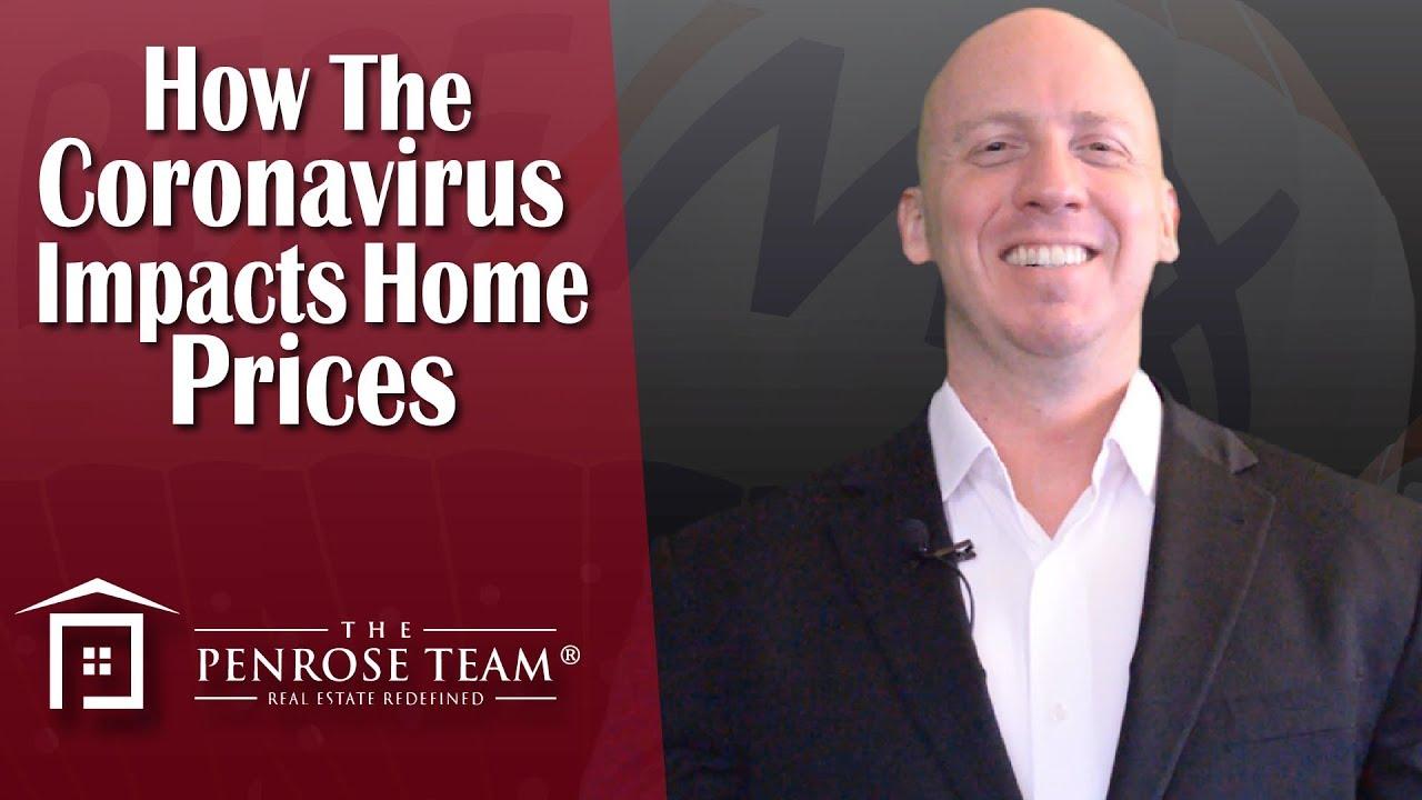 The Coronavirus's Impact on Home Prices