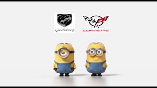 Dodge Viper vs Corvette