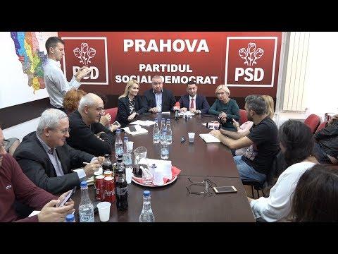 Cine va fi candidatul PSD la Primăria Ploiești?!