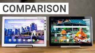 Comparison: Lenovo Tab 4 10 Plus vs. Huawei MediaPad M3 Lite 10 - dooclip.me