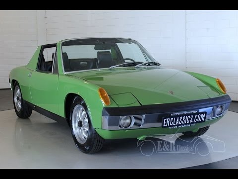 1972 Porsche 914 for Sale - CC-1037844