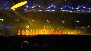 London 2012 Opening Ceremony - Abide with Me