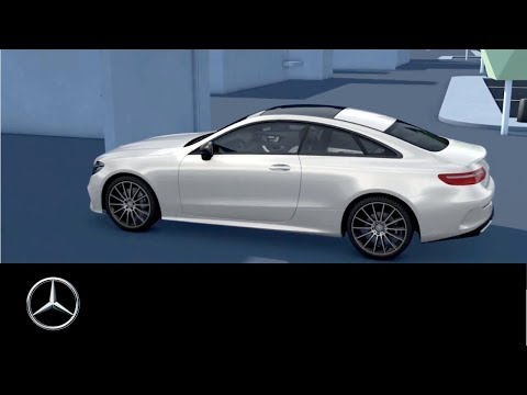 Mercedes-Benz: E-Class Coupé – Digital Vehicle Key