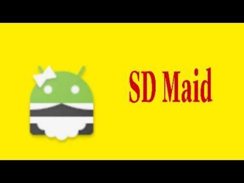 Video ứng dụng dọn rác SD Maid