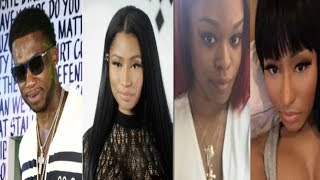 Gucci Mane Exposes Nicki Minaj In His New Book+Azealia Banks Apologizes to Nicki
