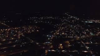 Volando de noche, Dron DJI Phantom 3 Pro