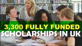 Top 10 Fully Funded Scholarships In UK For International Students   Top 10 Series