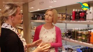 MS Albatros: Exklusives Shoppen