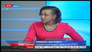 News Centre: Economic Freedom Party to sponsor  elder's choice in Mandera